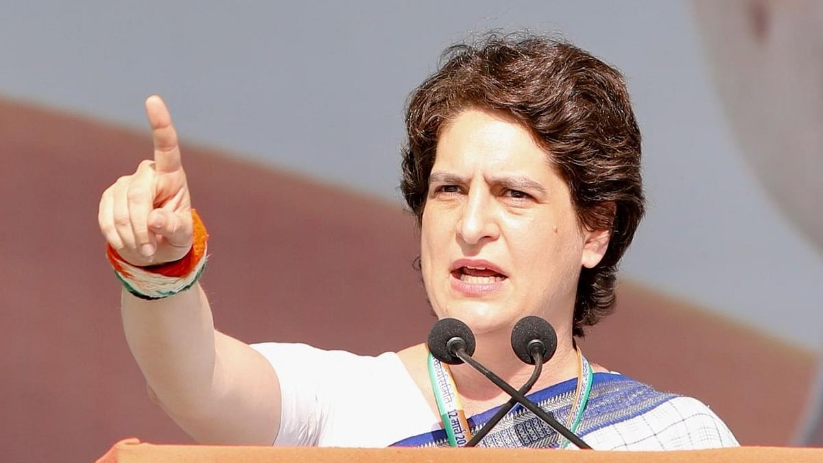 Lok Sabha polls: BJP will suffer a major setback in UP due to Congress' strategy, says Priyanka Gandhi