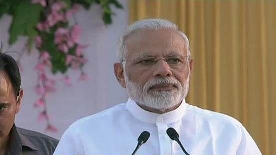 Modi's 'Shut Up India' scheme in 2019?