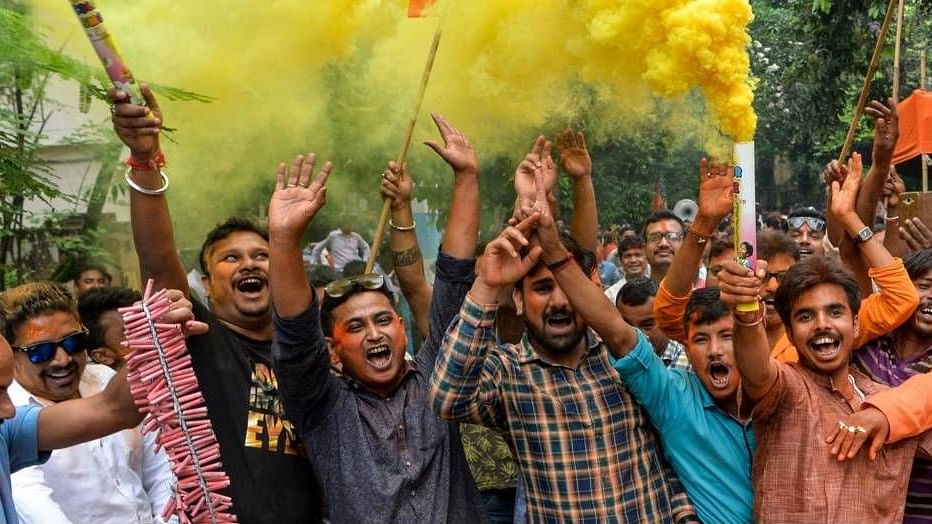 Communists voted for BJP in Bengal, Muslims stood by Mamata like a rock