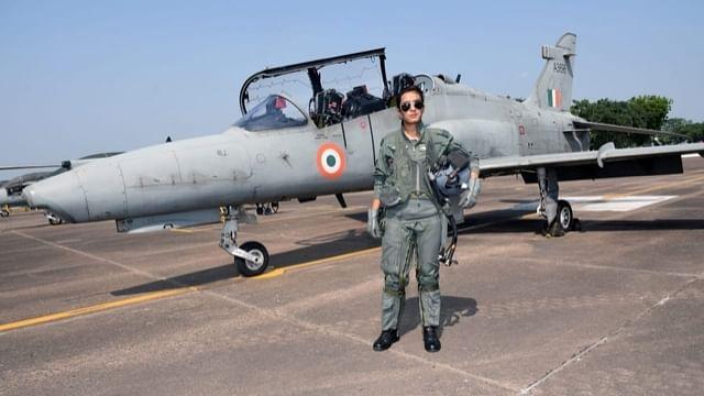 Flight Lieutenant Mohana Singh becomes first woman fighter pilot to fly Hawk jet