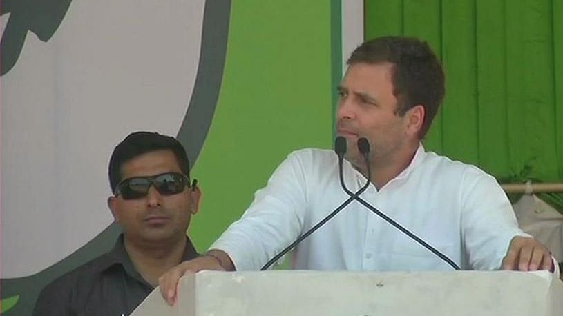 Yogi govt dictatorially inclined, Priyanka's 'imprisonment' an attempt to trample democracy: Rahul Gandhi