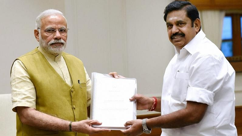 Aligning with BJP hurt AIADMK, we must introspect says AIADMK leader K C Palanisamy