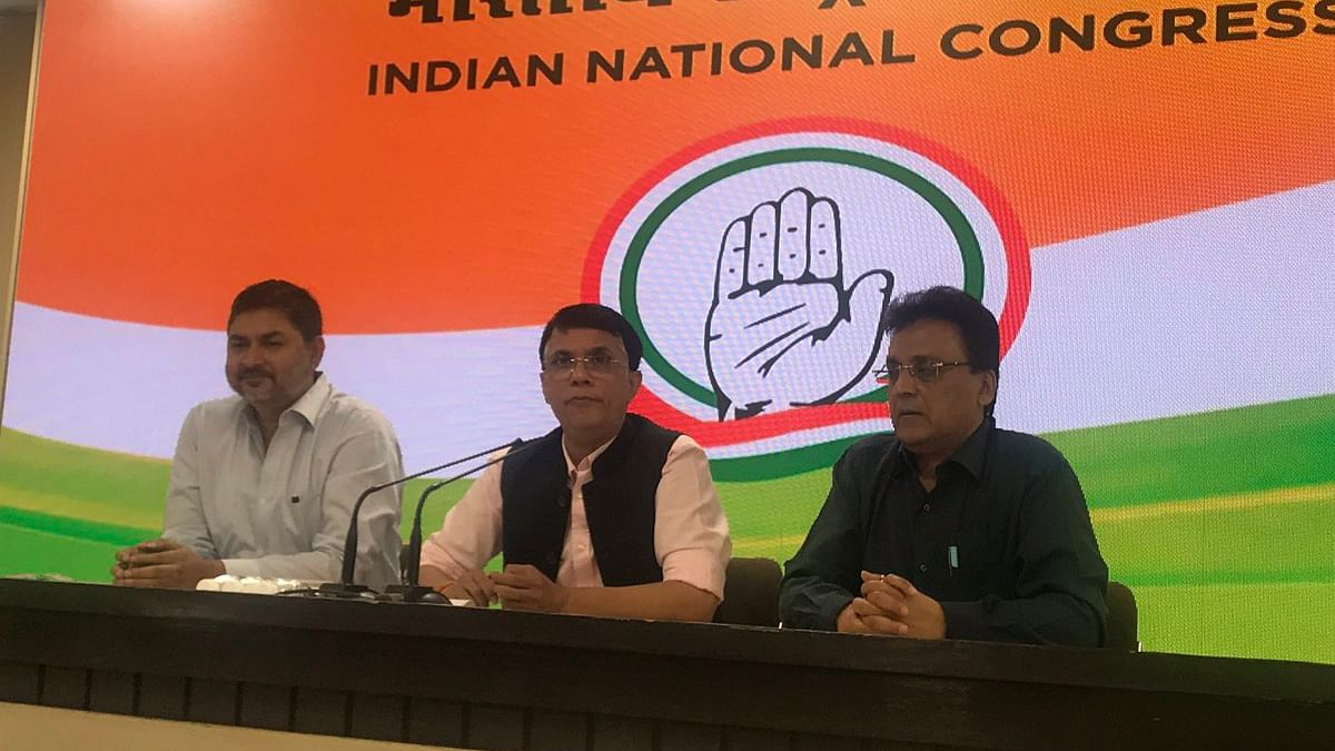 BJP is 'Bharatiya Jinnah Party': Congress on BJP candidate's Jinnah remark