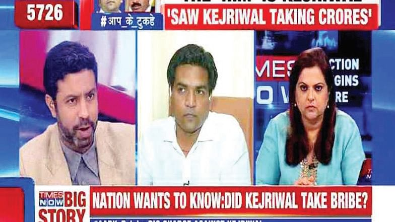 Media Musings: it would be naive to expect much journalism from TV news channels