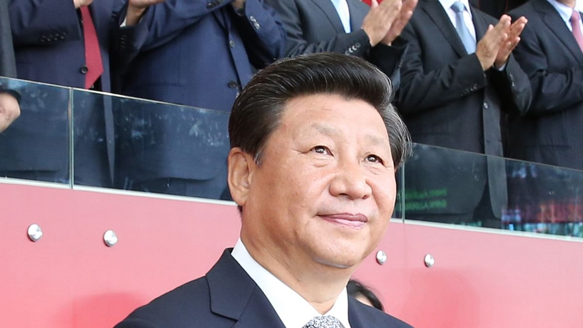 Chinese President Xi Jinping (IANS Photo)