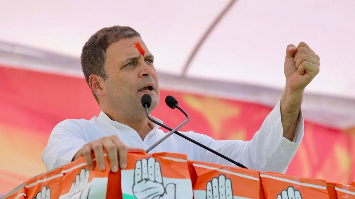 Your work not in vain, says Rahul Gandhi to ISRO