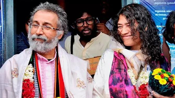 Iron Lady Irom Sharmila gives birth to twin girls on Sunday