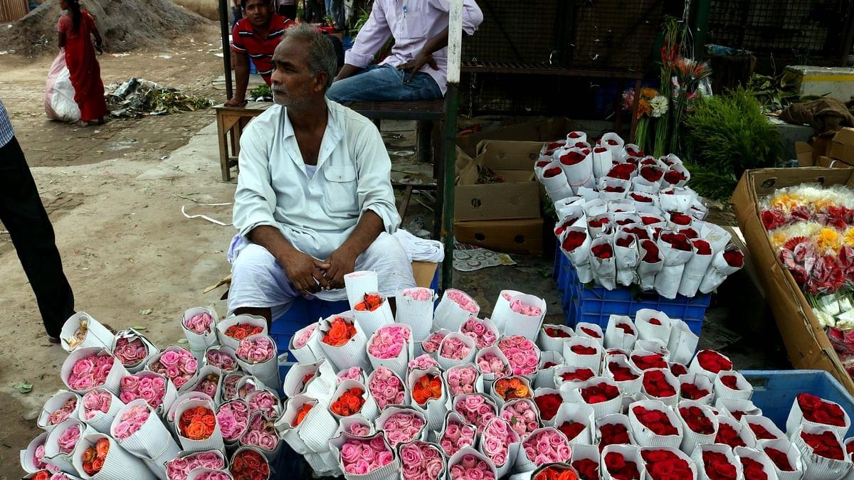 Lok Sabha polls: Election makes business bloom for florists in Uttar Pradesh