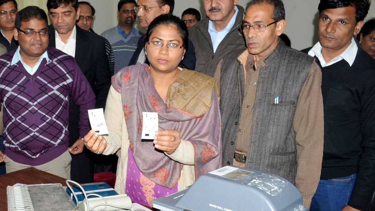 'In case of discrepancy, VVPAT count to be taken as final'