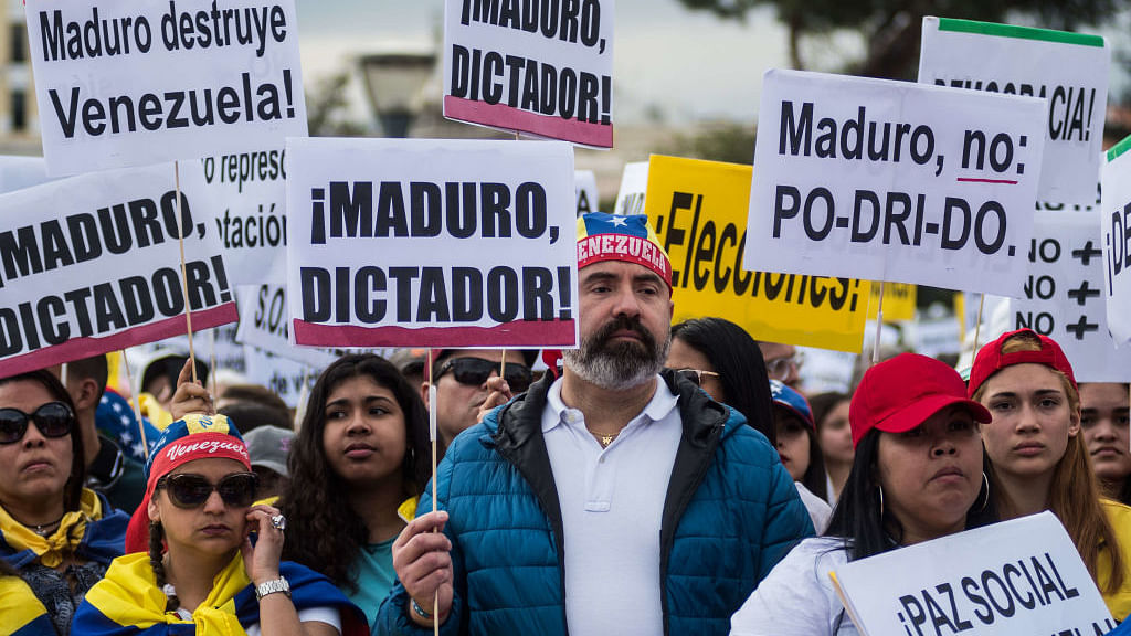 No more Pinochets' in Latin America; Venezuelan people will decide their own future