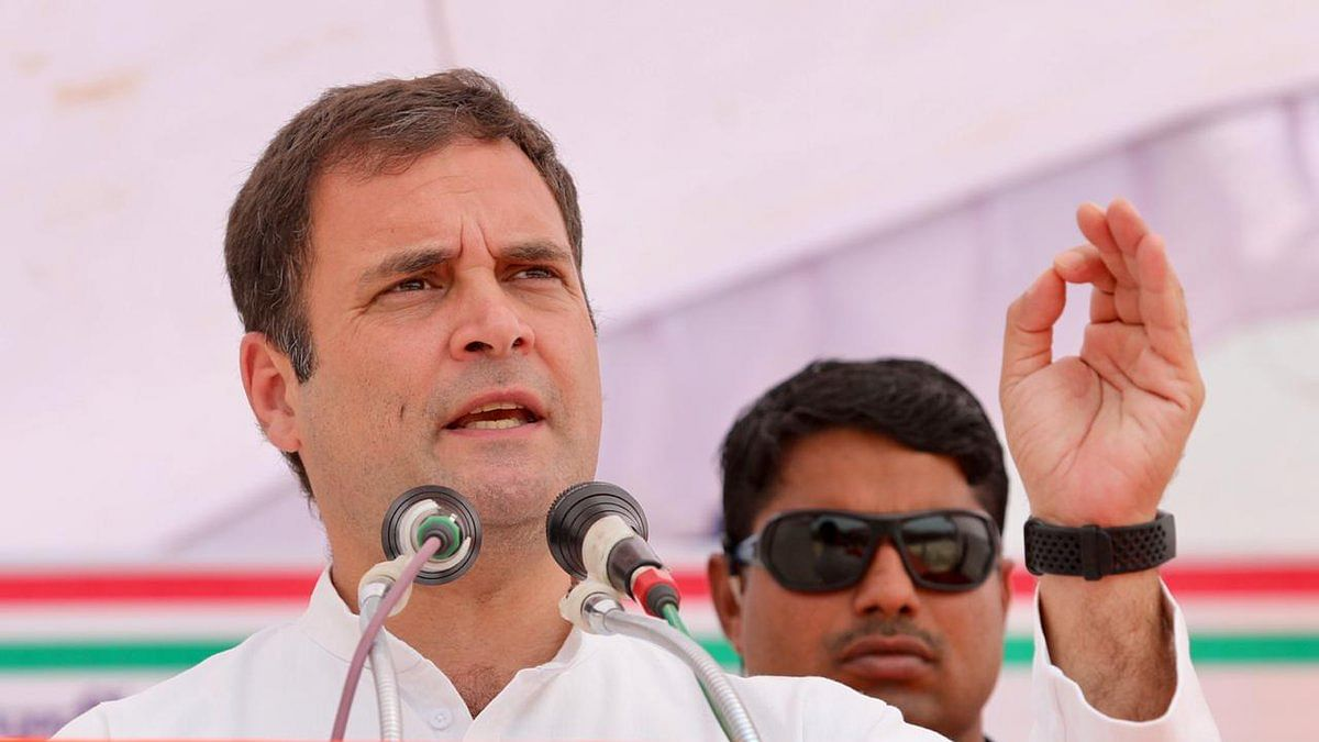 Rahul Gandhi slams Centre for charging rail tickets from migrants