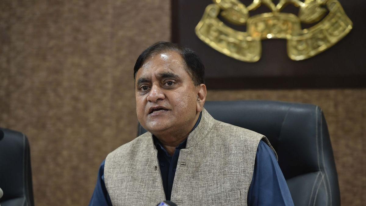 Uttar Pradesh Director General of Police (DGP) O.P. Singh (IANS Photo- file)