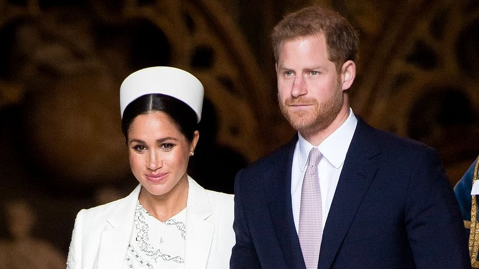 Duchess of Sussex Meghan Markle, Prince Harry welcome baby boy
