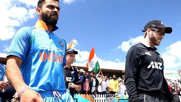 ICC Cricket World Cup: Batsmen get a shake up as India lose to NZ by 6 wkts in warm-up match