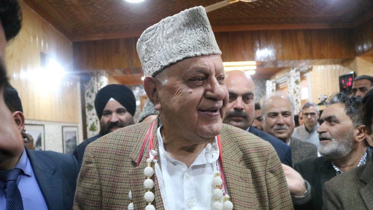 National Conference sweeps polls in Kashmir