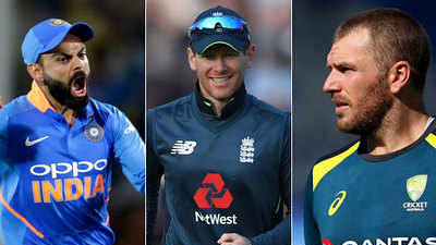 ICC Cricket World Cup 2019: Kohli's passion pitted against Smith's determination and Morgan's ambition