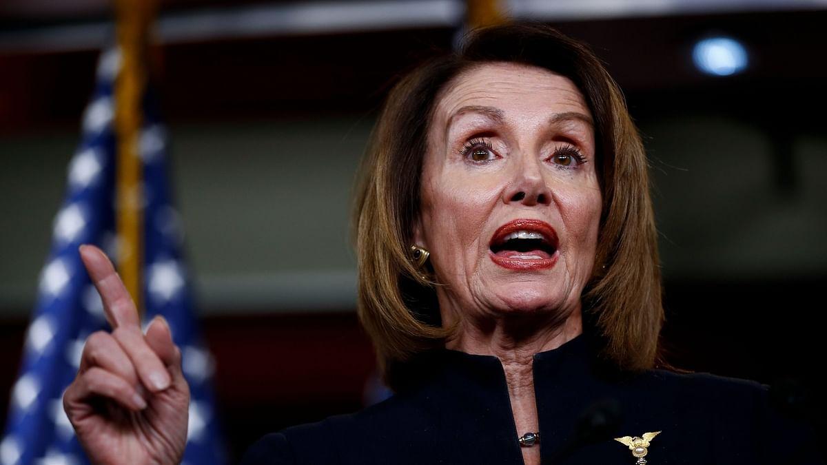 U.S. House Speaker Nancy Pelosi (IANS Photo-file)