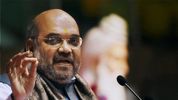 Amit Shah (PTI)