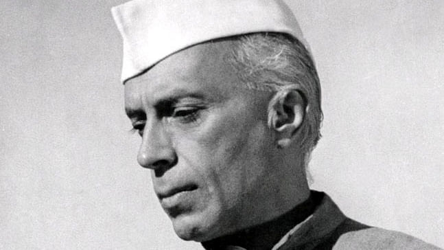 Nehru's Word: Non-violence,' Doctrine of the Sword' and choice between cowardice and violence