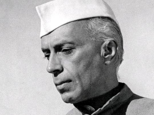 Jawaharlal Nehru (Social Media)