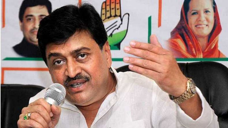 Install jammers at EVM strongrooms to curb tampering: Ashok Chavan