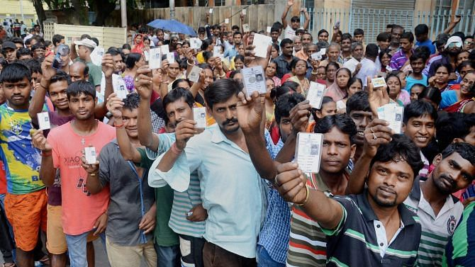 Lok Sabha polls: 66 voters in a family is candidates' delight
