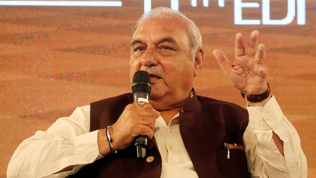 No development in state, Haryana govt only known for scams and scandals: Bhupinder Singh Hooda