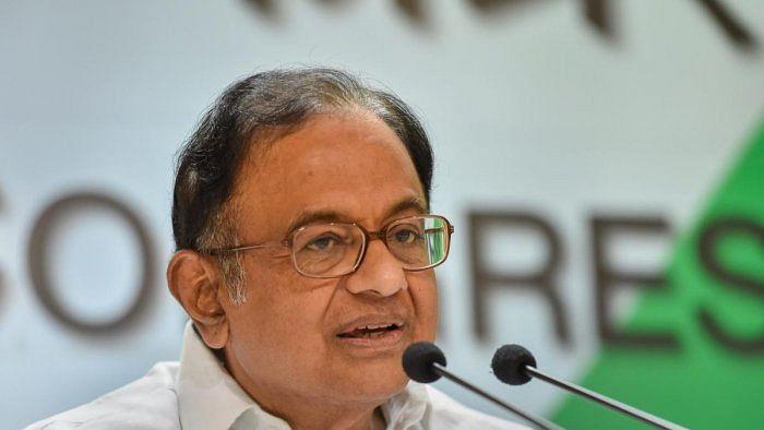 Make modest opening of road, air transport to start economic activity: Chidambaram