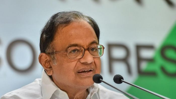 Increase infra spending to revive economy: P Chidambaram