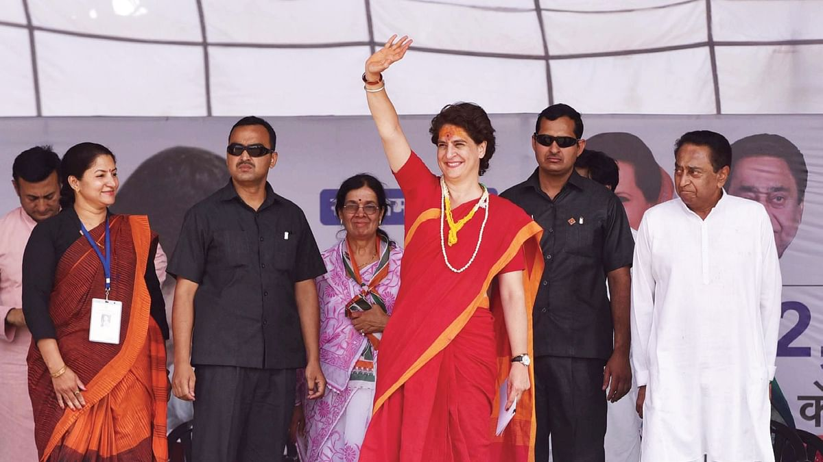 Shadow of Pragya Thakur clouds BJP's prospects in 8 MP seats tomorrow