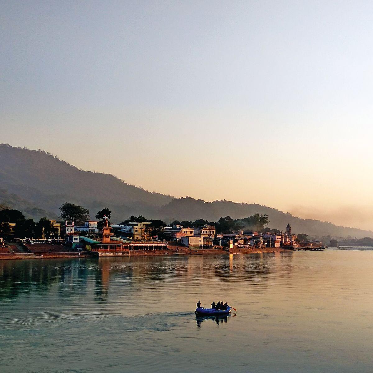 Ganga (Social media)