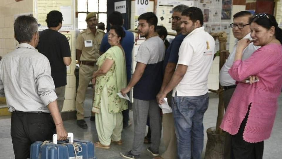 Sixth phase polls: Reports suggest BJP set to lose almost 45 out of the 59 seats