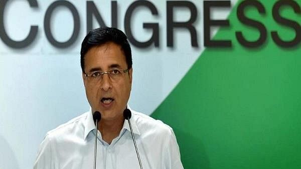 Congress Communications In-charge Randeep Surjewala (file photo)