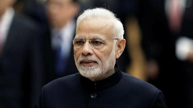 Even negatives do not seem to affect Narendra Modi