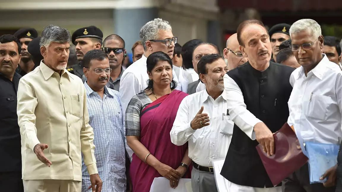 Aakar Patel: Three pieces of 'non-advice' to the Opposition