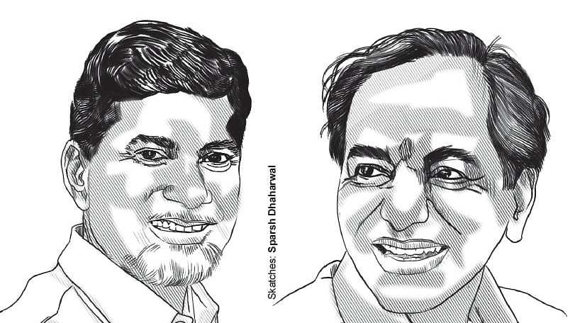 2019: A tale of two chief ministers trying to put together a southern front