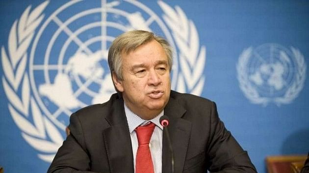Now not the time to reduce resources for WHO as it fights COVID-19: Guterres
