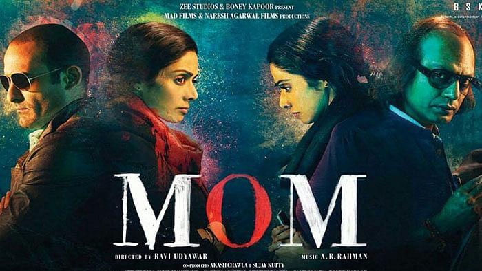 Sridevi's 'Mom' sets the China Box Office on fire!