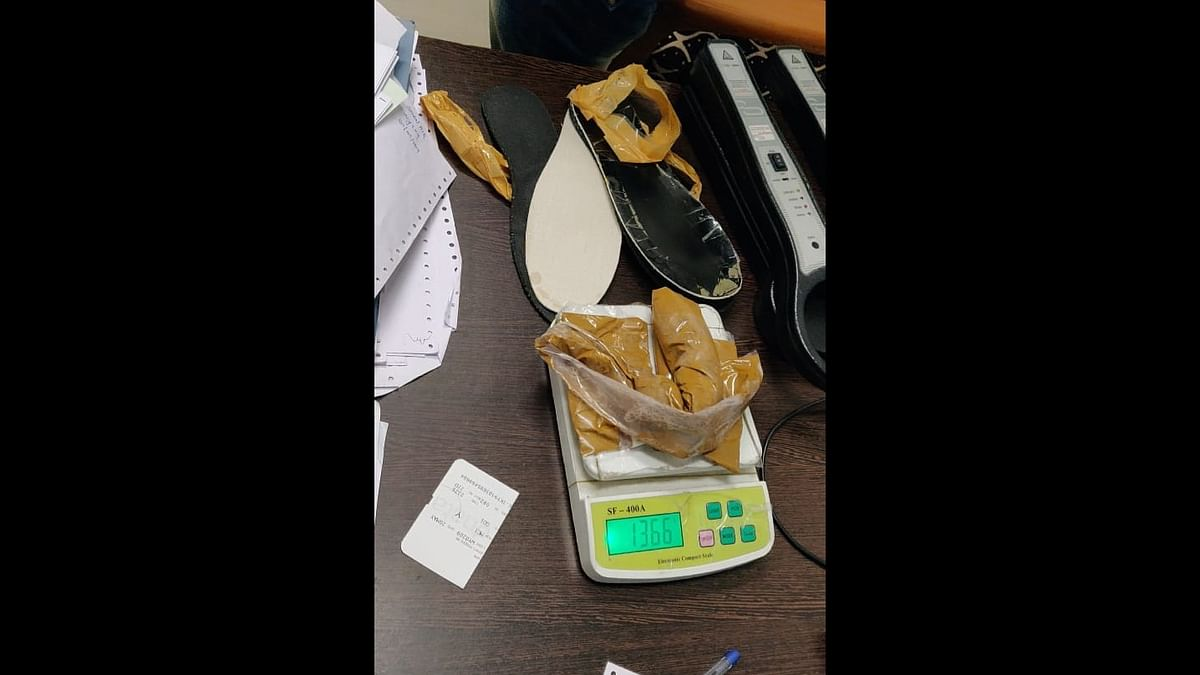 Crime syndicates smuggle gold in paste form