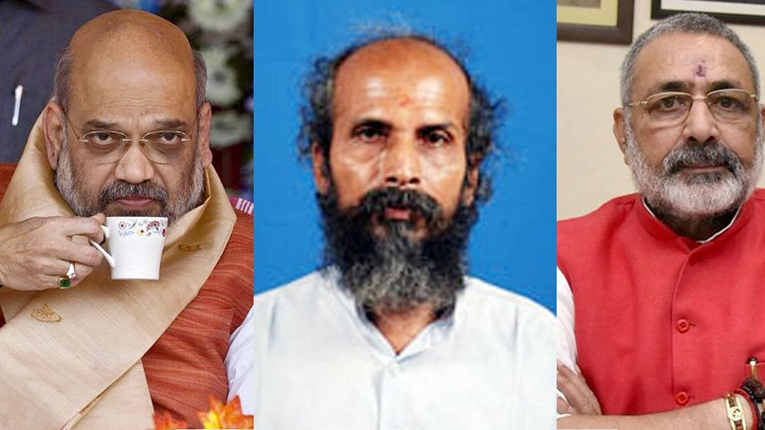 Amit Shah among 22 ministers against whom criminal cases are pending
