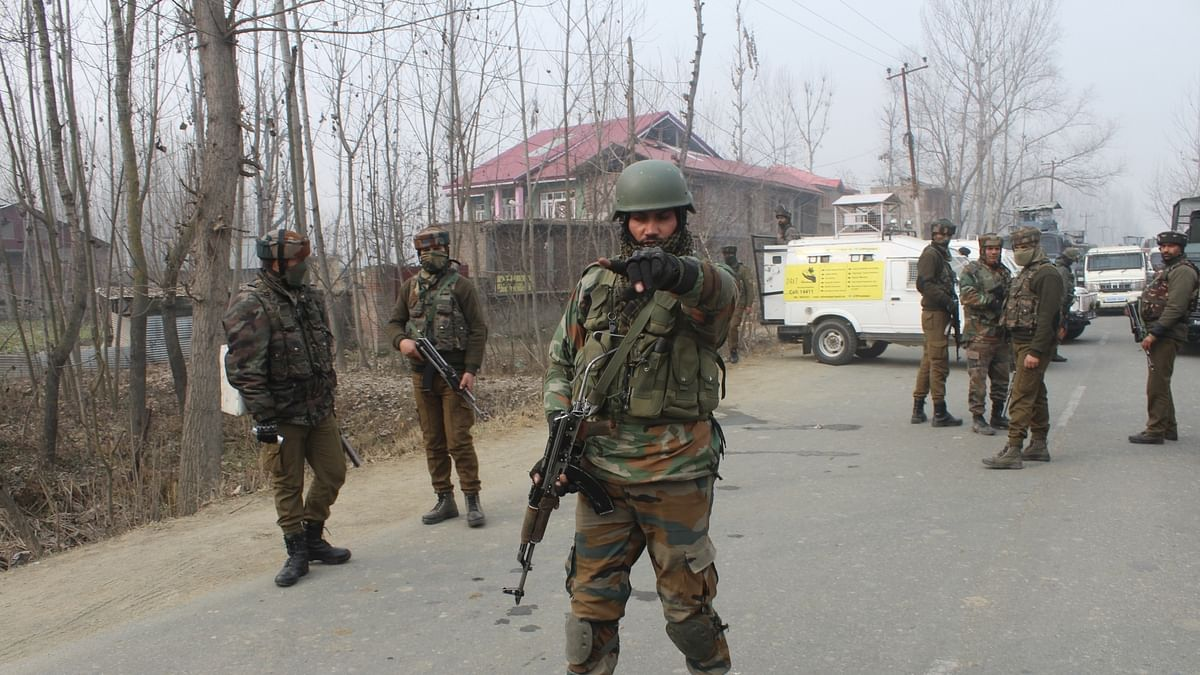 Three militants, woman killed in encounter in Jammu and Kashmir