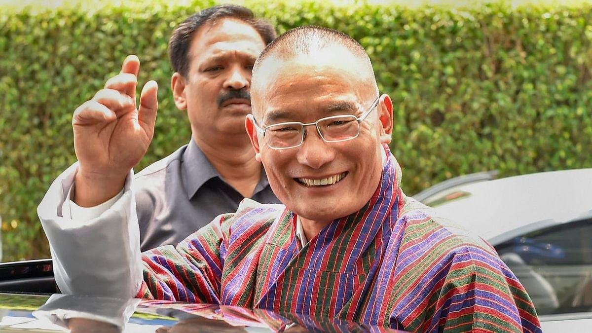 Ex-Bhutan PM slams Indian media over photo gaffe