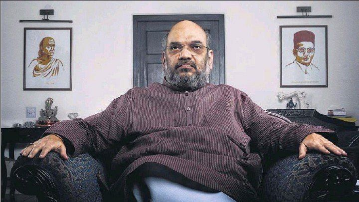 Amit Shah a 'guided missile' in the Home ministry, supporters erupt with glee