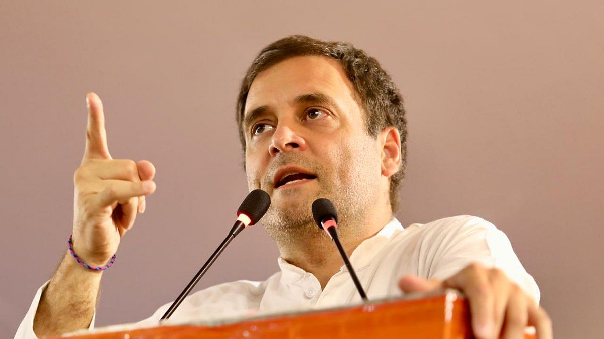 Modi does not respect anyone but himself: Rahul Gandhi