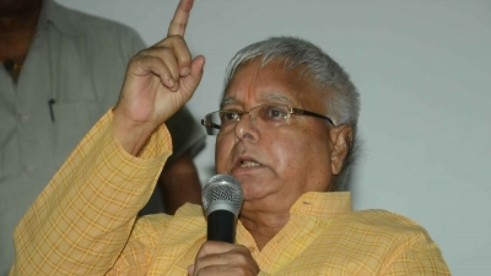 How Lalu Yadav controlled General Election 2019 from custody in Ranchi?