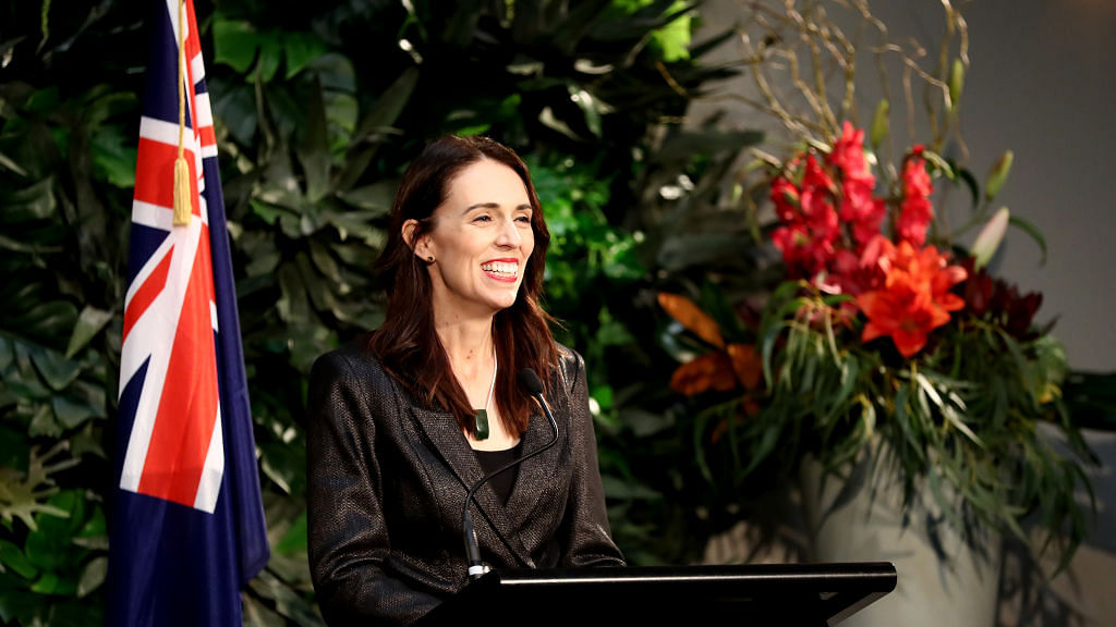 New Zealand Prime Minister Jacinda Ardern returns girl's 'dragon research' bribe