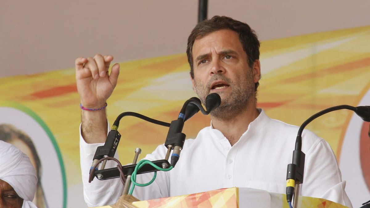 An open letter to Rahul Gandhi: Thanks for fighting the good fight