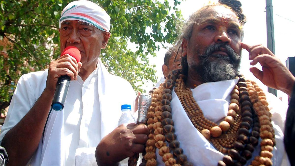 Digvijaya Singh getting massive support in Bhopal; polling in eight seats in Madhya Pradesh on May 12