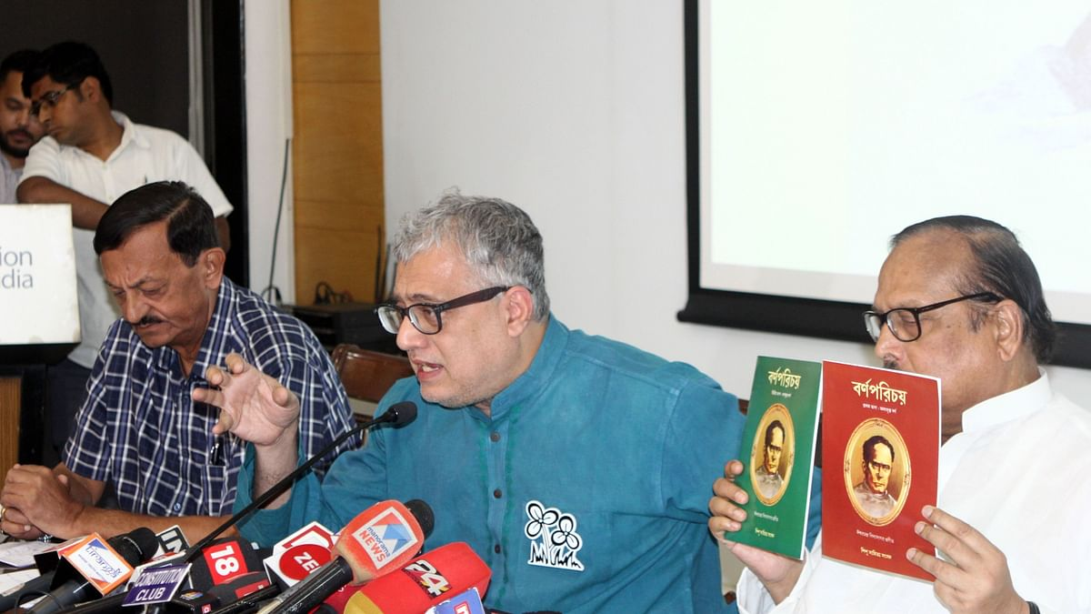 Amit Shah 'lying', says TMC MP Derek O'Brien; submits video footage to EC
