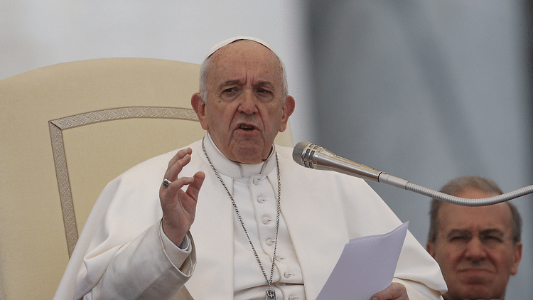 Pope Francis changes Church law to make reporting sex abuse obligatory